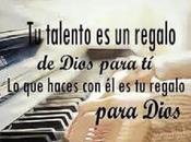 Talentos Dios Puesto Manos Hazlo