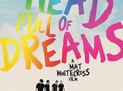Sorteo entradas para head full dreams' Coldplay salas Cinesa