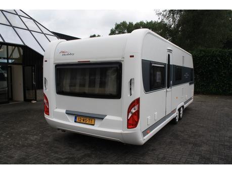 Tweedehands Hobby Prestige 650 Umfe 2016 5 6 Persoons Caravan