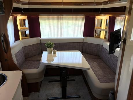 Practical Caravan Dare To Be Diffe With 2017 Season Hobby Caravans 8