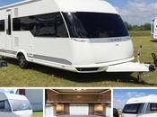 Hobby Caravan Prestige 2016