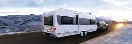 Hobby Caravan 650 Wfu Prestige 2016