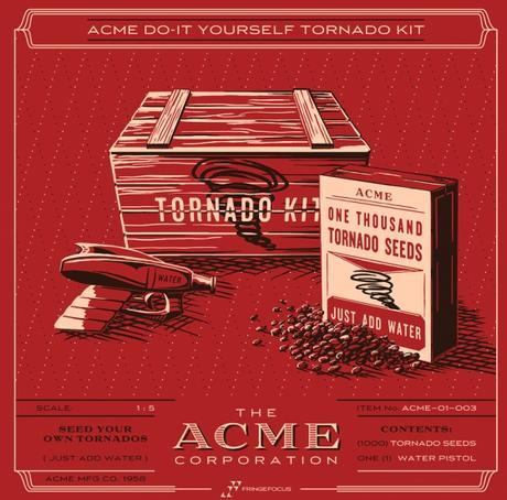 El Catalogo definitivo de productos marca ACME con los que el Coyote intentó atrapar al Correcaminos