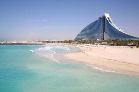 Turismo de lujo en Dubái