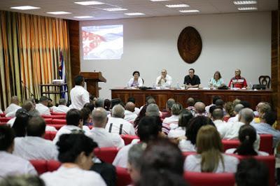 Evalúa ministro de Salud Pública marcha de programas del sector en Villa Clara