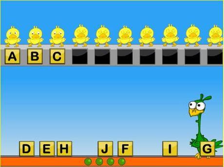 8 juegos de lectoescritura