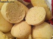 Panecillos leche gluten