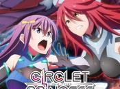 anime 'Circlet Princess', revela video promocional