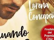 Reseña Cuando salve, Lorena Concepción