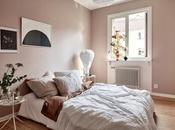 Dormitorio rosa moderno nada cursi