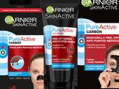 Pure Active Carbón Garnier.