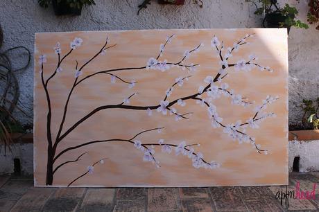 Pintando: Cuadro al óleo