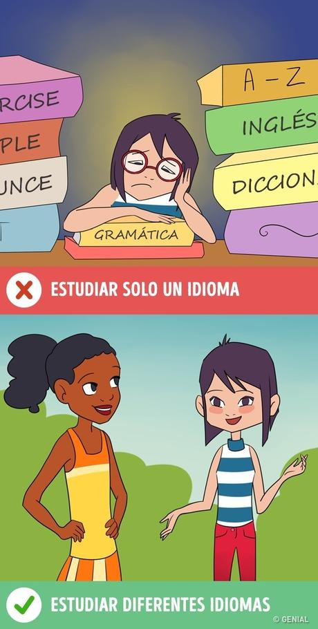 Sabías Que Cualquiera Se Puede Convertir En Un Políglota