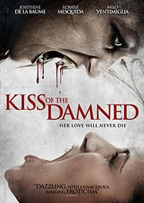 Kiss of the Damned portada DVD