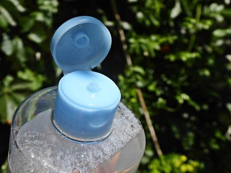 Micellar Deep Cleasing Water de Missha, agua micelar de cosmérica coreana
