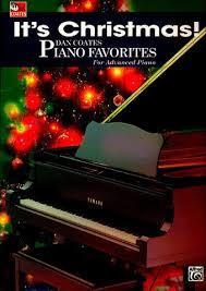 It's Christmas Piano Favourites for Advanced Piano (Villancicos piano avanzado)