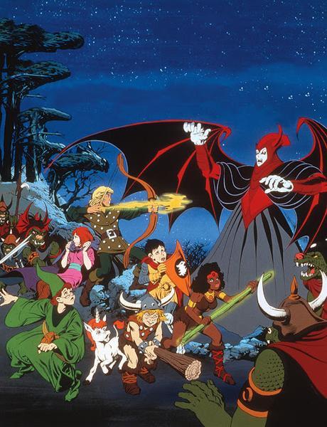 Recuperando, otra vez, el guión perdido de Dragones y Mazmorras, gracias Rol Perú