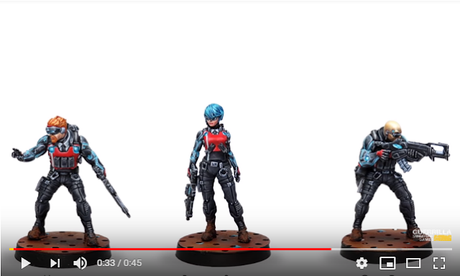 GMG EXCLUSIVE Infinity N3 Previews - Securitate and Grenzer SWC Box