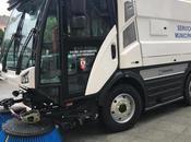 amplía flota servicio limpieza adquisición nueva barredora aspiración
