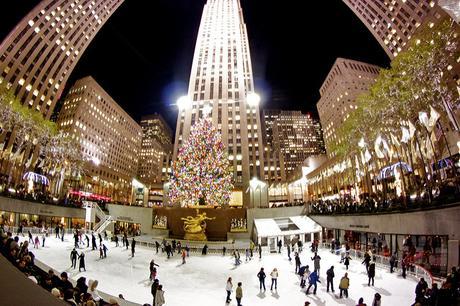 Descubre qué hacer en Nueva York en Navidad