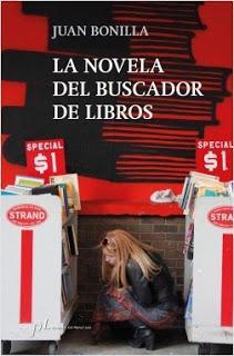 La novela del buscador de libros