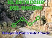 Ruta provincia Albacete: Estrecho Hocino