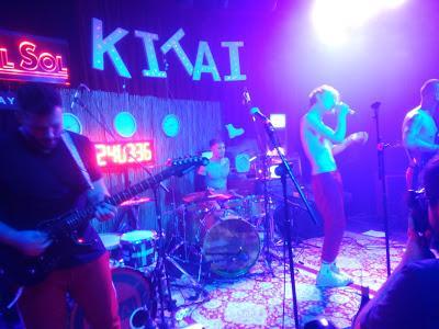 KITAI (2018) Sala El Sol 24 horas. Madrid