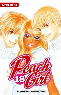 Peach Girl, de Miwa Ueda