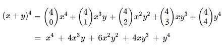El triángulo de Pascal y el binomio de Newton