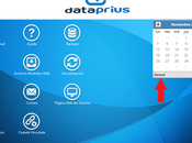 Mejoras actualización Noviembre. Calendario Dataprius.