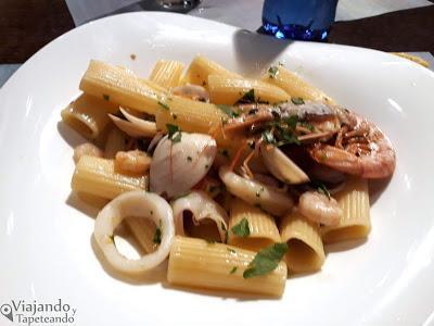 Restaurante Italiano Finocchio Lavapiés