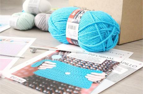 cajita kit&knit crochet review
