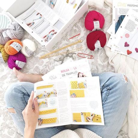 cajita kit & knit tricot review