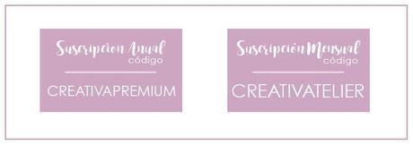 código suscripción mensual cajitas Kit & Knit