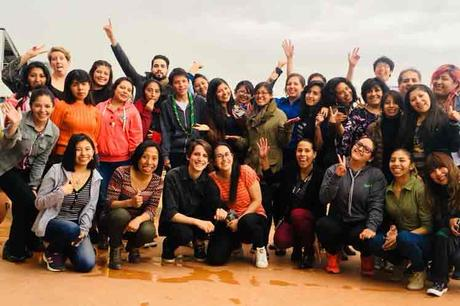 Resultat d'imatges de primera Conferencia Nacional de Jóvenes sobre Cambio Climático y Uso Eficiente del Agua en Bolivia