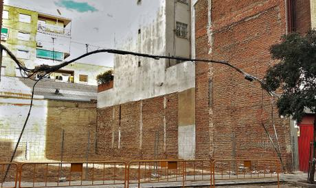 Derribos en la Prosperidad (Madrid). La desaparición del barrio primitivo.
