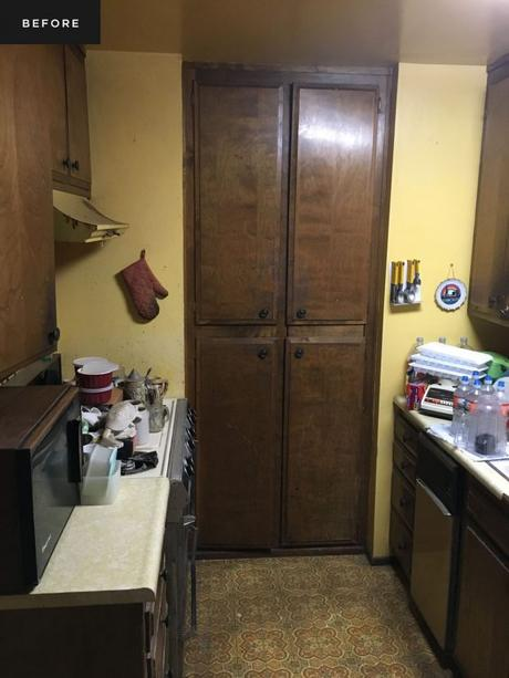 Alicatados diferentes en la cocina