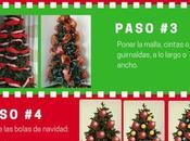 Cómo decorar árbol navideño paso