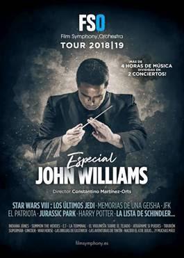 Film Symphony Orchestra, Segundo programa John Williams