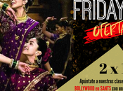 Clases Bollywood Barcelona. OFERTA Black Friday