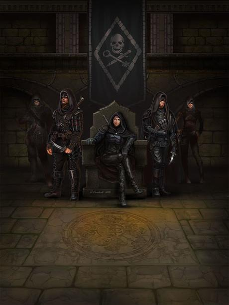 Guilds, de AEG (2003)