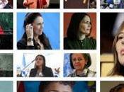 Sólo países están gobernados mujeres.