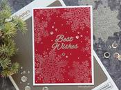Unboxing Spellbinders Glimmer Machine Foiled CHRISTMAS cards