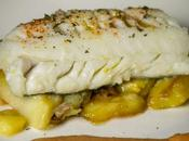 Bacalao salsa rouille picual
