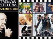 """Estrenos Semana Noviembre 2018 Podcast 5x10 Perfil Hitchcock"""""""