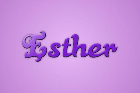 Significado De Esther