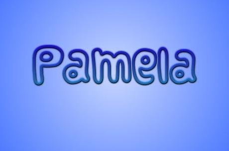 Etimología Y Origen De Pamela