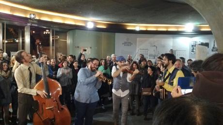 Concierto de O Sister! Fernán Gómez Centro Cultural de La Villa. Madrid, 16-XI-2017