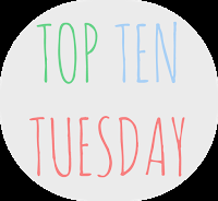 Top Ten Tuesday | Series favoritas hasta la fecha