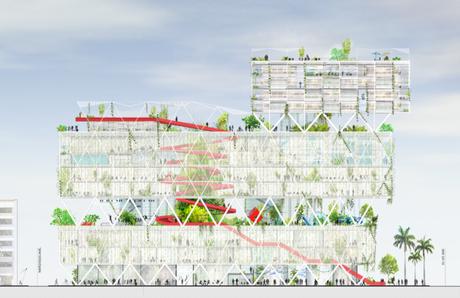 Banyan Hub | Un nuevo catalizador urbano en West Palm Beach
